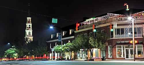 Chapel Hill North Carolina Limos