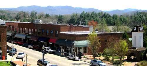 Franklin North Carolina Limos