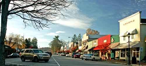 Highlands North Carolina Limos
