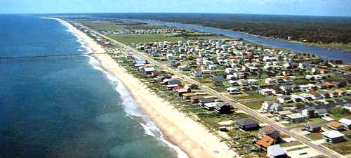 Holden Beach North Carolina Limos