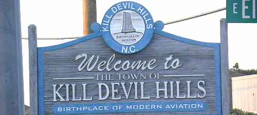 Kill Devil Hills North Carolina Limos