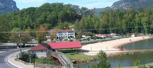 Lake Lure North Carolina Limos