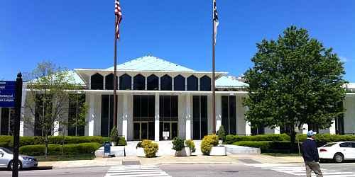 North Carolina Capital Building