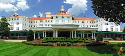 Pinehurst North Carolina Limos
