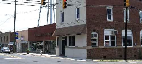 Rockwell North Carolina Limos