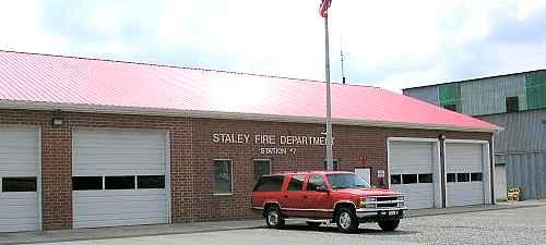 Staley North Carolina Limos