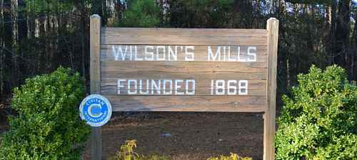 Wilson's Mills North Carolina Limos