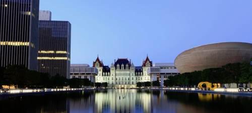New York Capital Building - Albany, NY