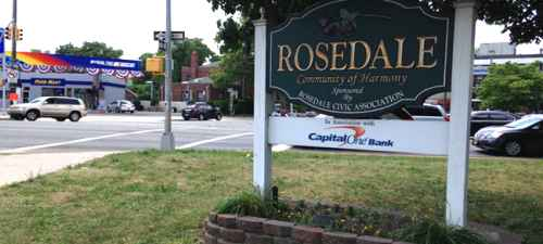 Rosedale Limousines