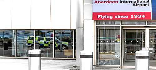 limo service in Aberdeen, Scotland