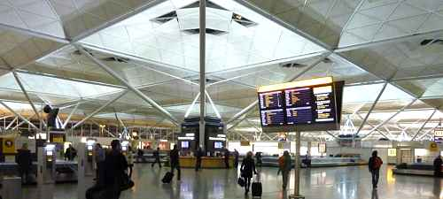 limo hire in STN Airport, UK