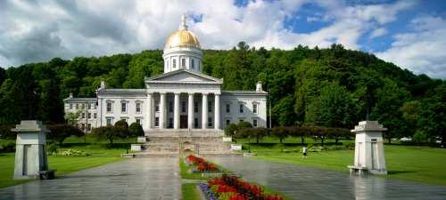 Vermont Capital Building - Albany, VT